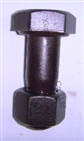 Segment bolt & Nut high tensile