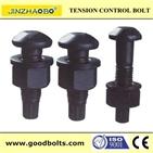 Tor-shear type high strength bolts for steel structure--TC Bolt S10T JSS II09