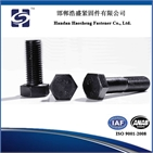 astm a325 steel structural heavy hex bolt